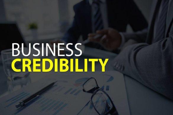 business credibility