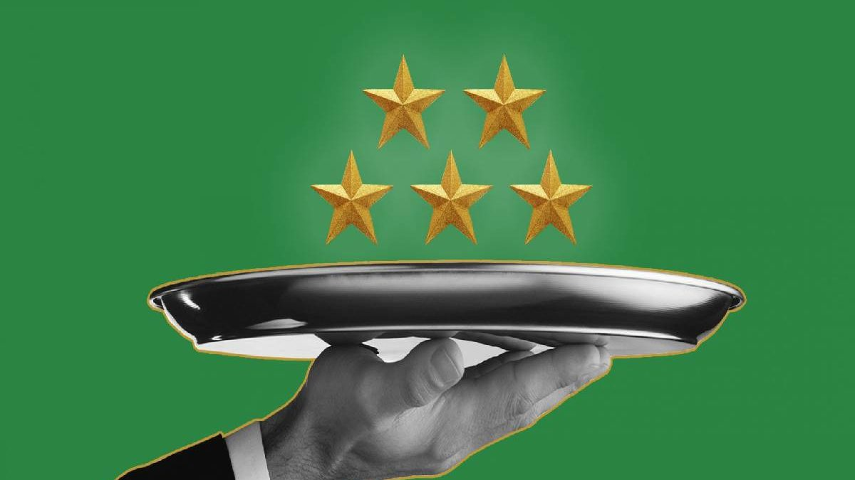 Smart Strategies to provide with 5–Star Customers Service