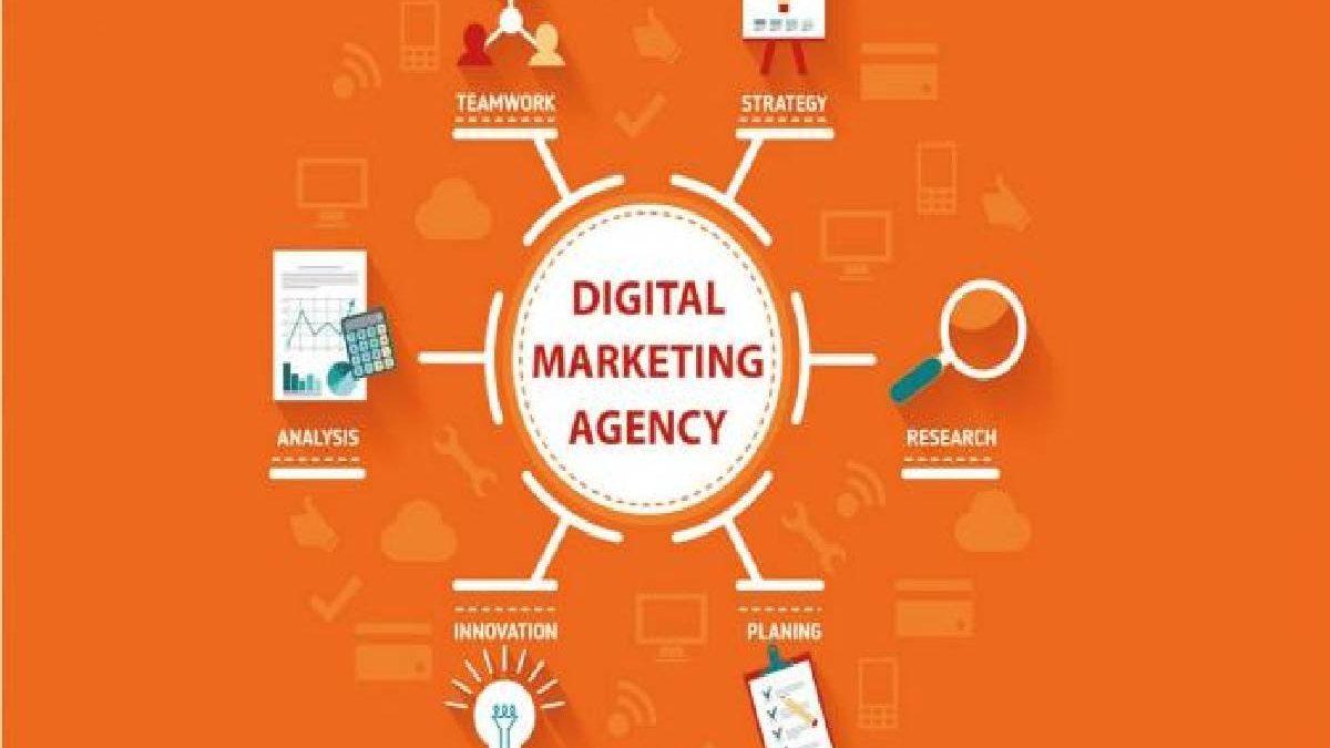 What is Digital Marketing Agency? – 8 ways to Create Digital Marekting Agency