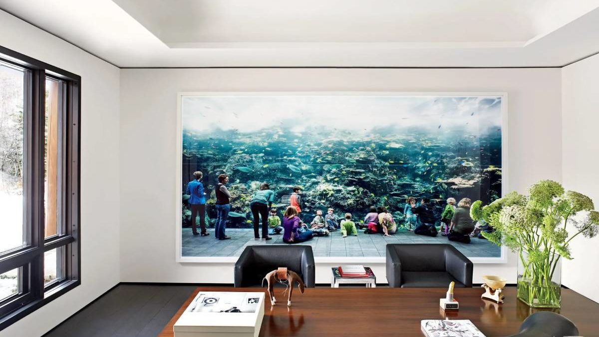 Artwork in the workplace – Use Artwork to Communicate Company Culture