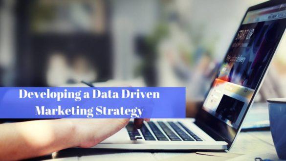 Data-Driven Marketing - Developing data-driven marketing strategy
