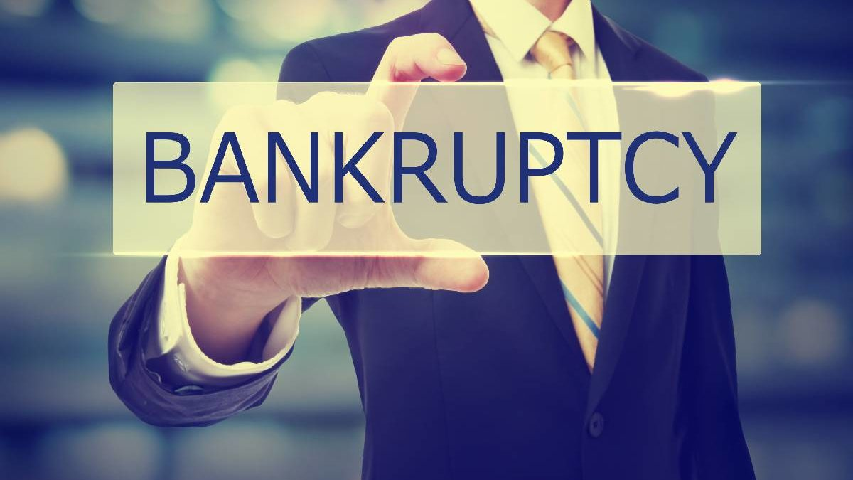Can your spouse file bankruptcy and not tell you?