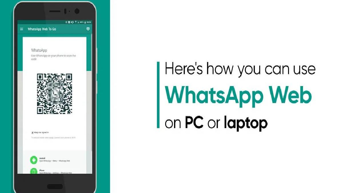 How to Use Whatsapp Web on Mobile and PC? – Steps to use Whatsapp Web