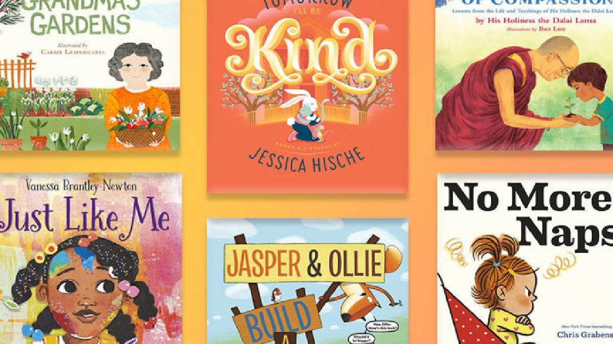 How to Market books made for Children?