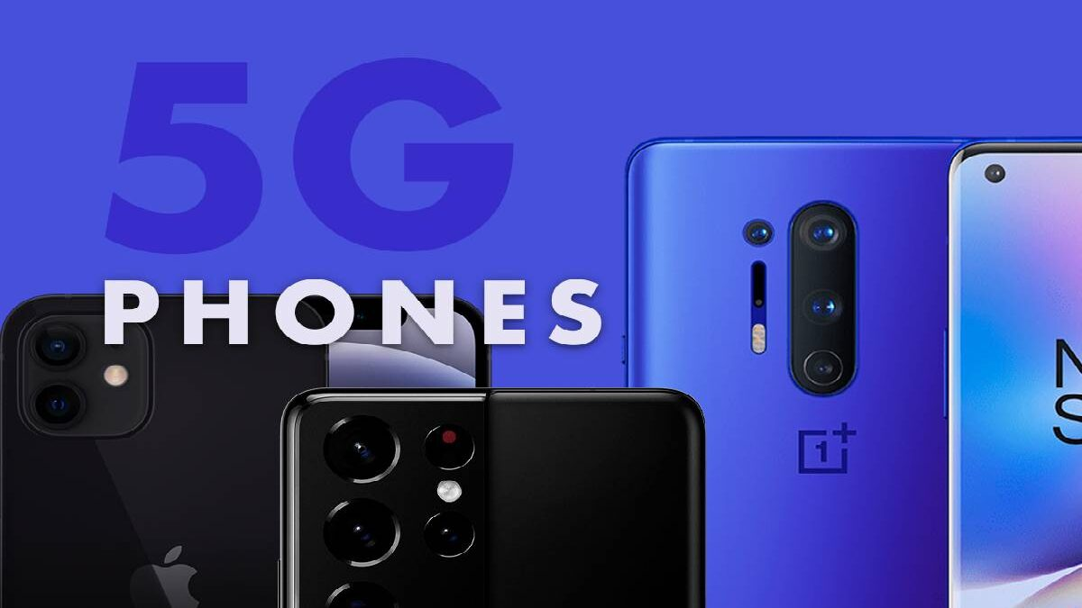 5G phones of 2021 and 2020 – Best 5G phone overall