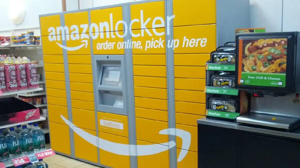 What is Amazon Locker? – Cost, work, and User guide