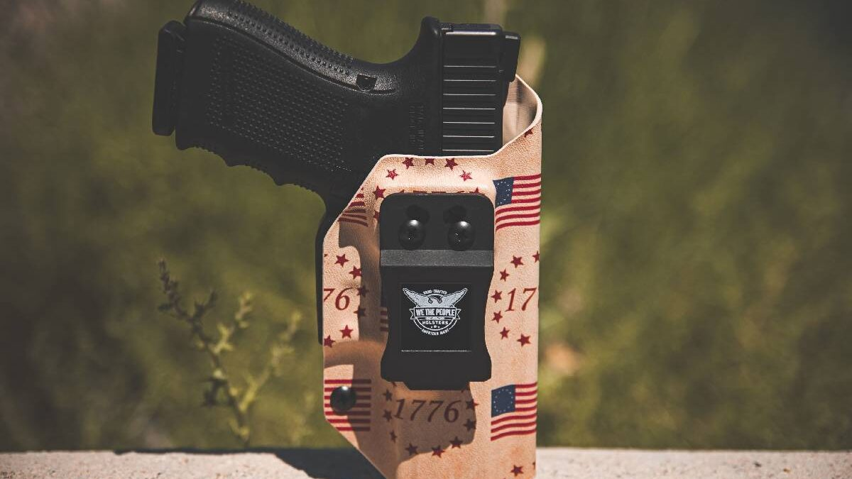 We the People Holsters Shares Tips on How to Choose a Holster for your use?