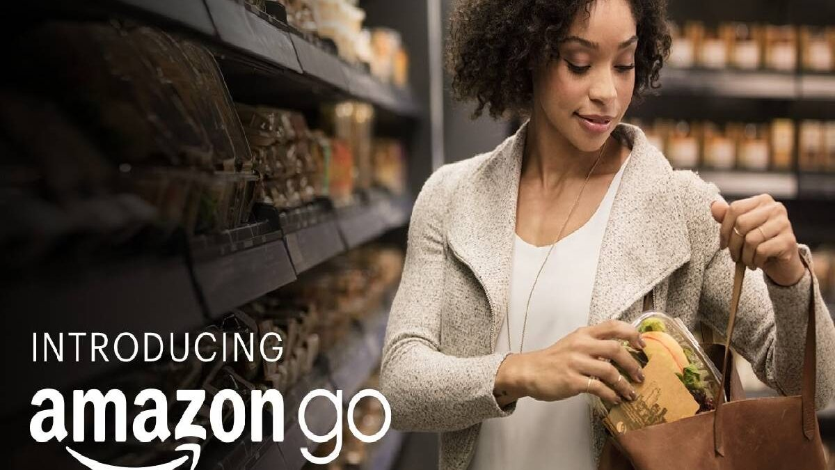 Amazon Go Technology – A new kind of e-commerce store