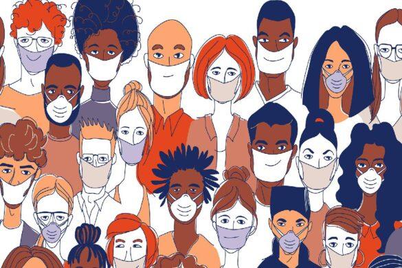 face masks for travelers