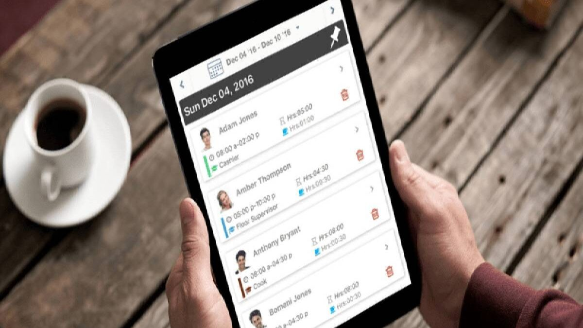 Significance of Data Reports in Employee Time Clock Apps