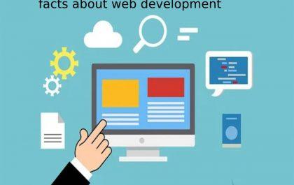 Facts about Web development_
